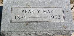 Pearly May <i>Burrowes</i> Graves