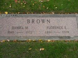 Daniel M Brown