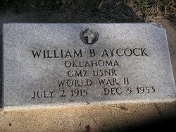 William Burl Aycock