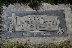 Hazel Olive <i>Dean</i> Adam