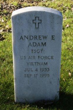 Andrew Edward Adam