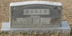 Lucy Jane <i>Wright</i> Baker