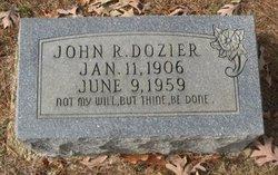 John Russell Dozier