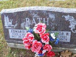 Edward R Bath