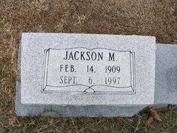 Jackson M. Watts