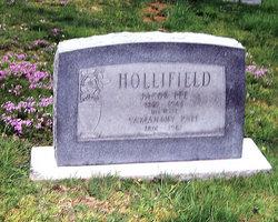 Samanthy <i>Pate</i> Hollifield