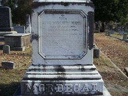George Washington Mordecai, I