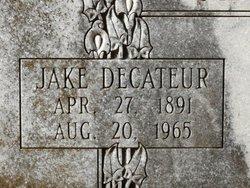 Jake Decatera Clodfelter
