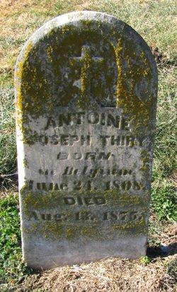 Antoine Joseph <i>Thiry</i> Antoine
