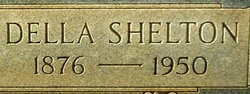 Della Hill <i>Shelton</i> Shelton