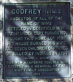 Godfrey Nims