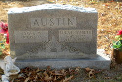 Eula Elizabeth <i>Hearn</i> Austin