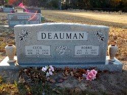 Cecil Deauman