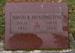 David R. Huntington
