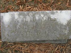 W. Thad Ames