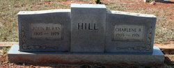 John Buran Hill