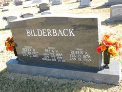 Betty D. Bilderback