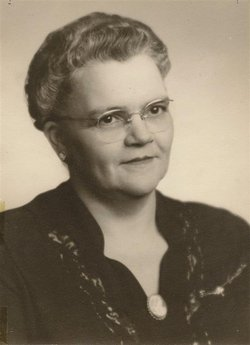 Virginia May <i>Bumgardner</i> Overmyer