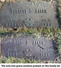 Anna E Allen