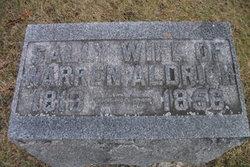 Sally <i>Dearborn</i> Aldrich