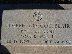Joseph Roscoe Blair