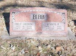 Emilie J <i>Goehring</i> Bibb