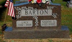 Nadine <i>Shrader</i> Barton