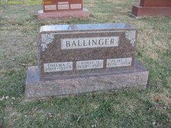 Pearl E Ballinger