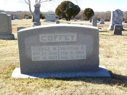 Martha Adeline <i>Pendleton</i> Coffey
