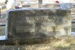 Josephine <i>Newton</i> Armstrong