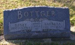 Henry Bottger