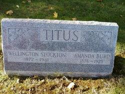 Amanda <i>Burd</i> Titus