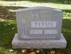 Helen Lillian <i>Payran</i> Titus