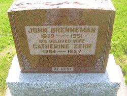 Catherine <i>Zehr</i> Brenneman