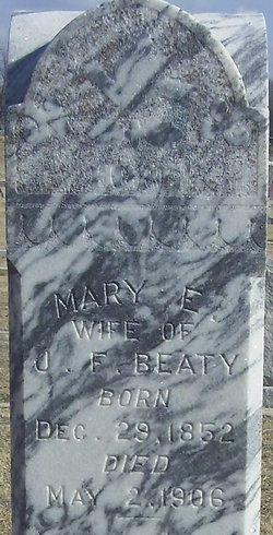 Mary Elizabeth <i>Lasseter</i> Beaty