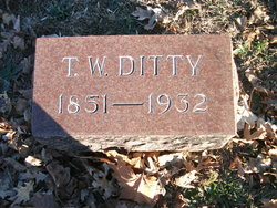 T W Ditty