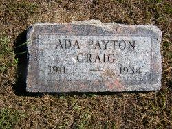 Ada <i>Payton</i> Craig
