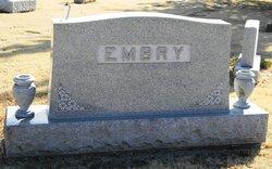Mary <i>Embry</i> Burks