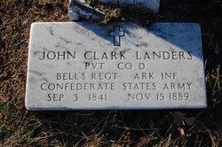 John Clark Landers