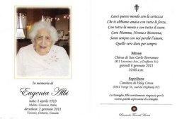 Eugenia <i>Polito</i> Albi
