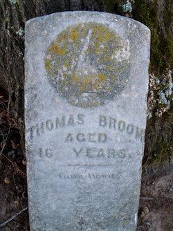 Thomas Broom