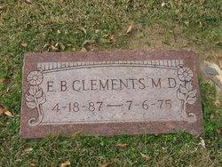 Dr Edgar Booth Clements, Jr