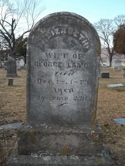 Elizabeth <i>Ward</i> Lamon