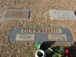 Grace E Duckworth