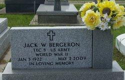 Jack Wilford Bergeron