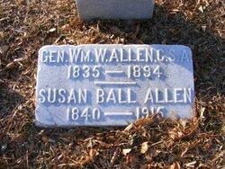 Susan <i>Ball</i> Allen