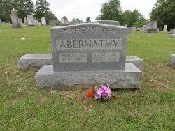 Robert C Abernathy