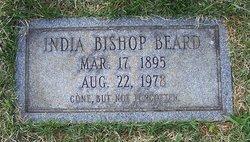 India <i>Bishop</i> Beard