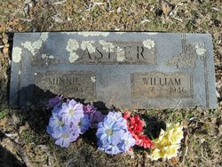 Minnie Lula <i>Foster</i> Asher