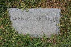 Llewellyne Vernon Vernon Dietrich